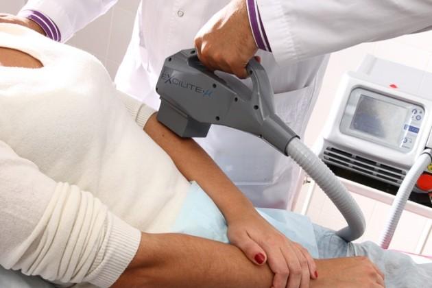 лазеротерапия аллергического дерматита