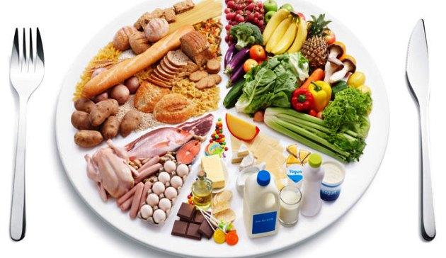 сбалансированное питание для профилактики грибкового дерматита