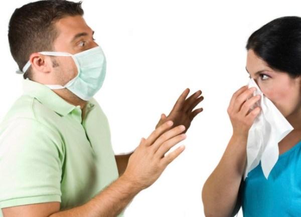 при вирусных заболеваниях кожи нужно избегать контакта с больным