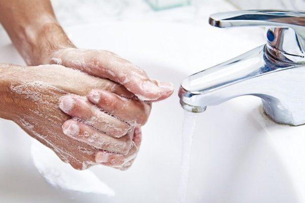 для профилактики панариция нужно соблюдать гигиену рук