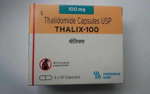 талидомид для лечения проказы