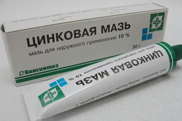 цинковая мазь при атопическом дерматите у детей
