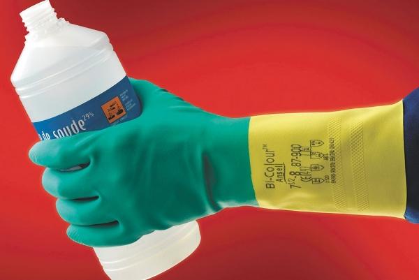 для профилактики аллергического контактного дерматита нужно одевать защитные средства при работе с вредными веществами