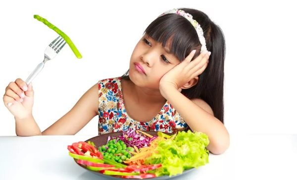 диета при дерматите у детей
