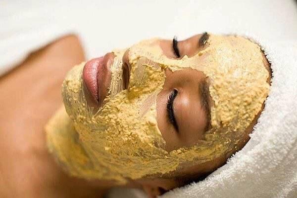 маска на основе сырого картофеля - народный метод лечения дерматита на лице