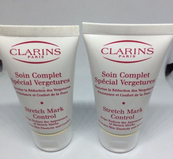 Stretch Mark Control от Clarins - средство от растяжек на груди